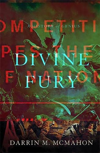 9780465003259: Divine Fury: A History of Genius