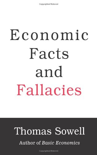 9780465003495: Economic Facts and Fallacies