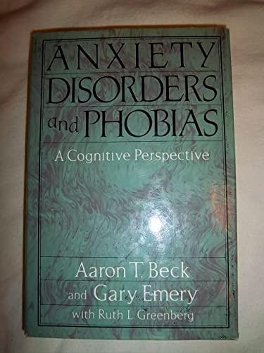 9780465003846: Anxiety Disorders & Phobias