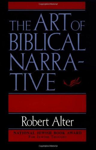 9780465004270: The Art Of Biblical Narrative