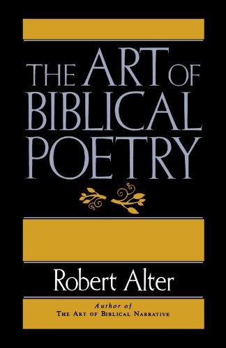 9780465004317: The Art of Biblical Poetry