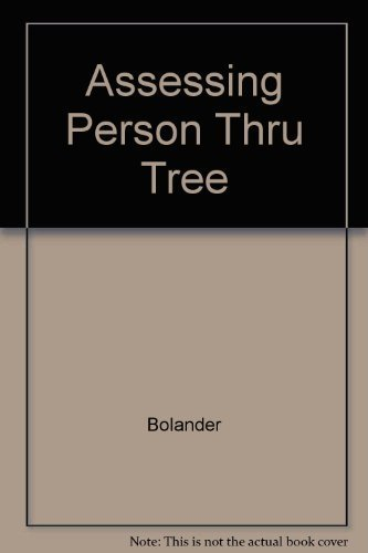 9780465005055: Assessing Personality Through Tree Drawings
