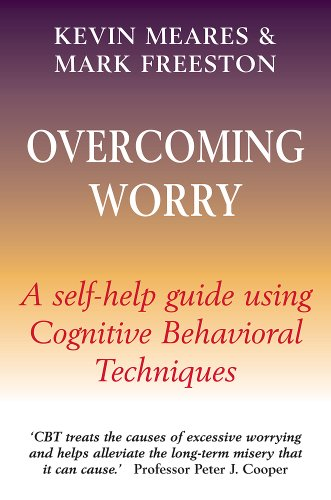 9780465005383: Overcoming Worry: A Self-Help Guide Using Cognitive Behavioral Techniques