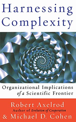 9780465005505: Harnessing Complexity