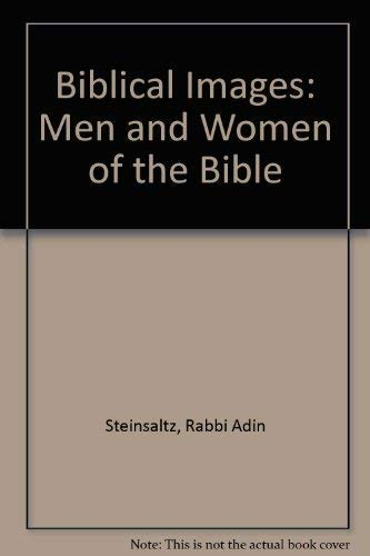 9780465006700: Biblical Images: Men and Women of the Bible