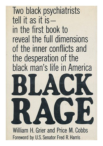 9780465007028: Black Rage