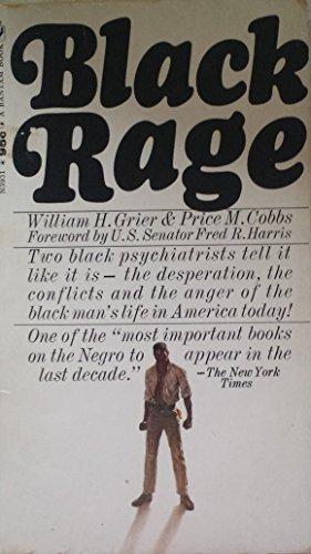 9780465007035: Black Rage