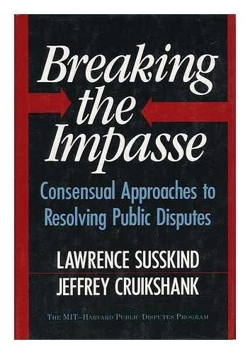 9780465007516: Breaking The Impasse