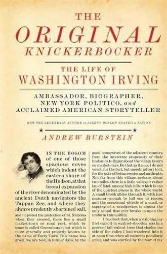 9780465008537: The Original Knickerbocker: The Life of Washington Irving