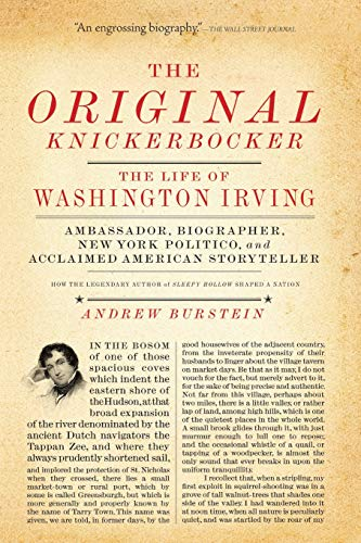 9780465008544: The Original Knickerbocker: The Life of Washington Irving