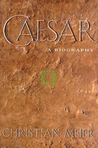 caesar a biography by christian meier essay