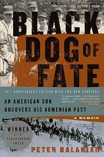 9780465010196: Black Dog of Fate: A Memoir