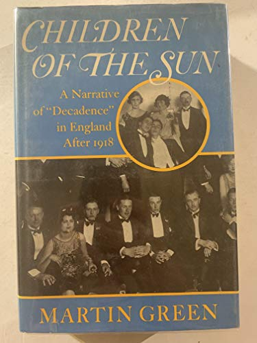 Children of the Sun: a Narrative of
