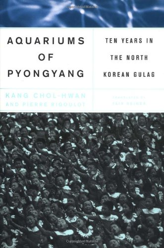 9780465011018: The Aquariums Of Pyongyang: Ten Years in the North Korean Gulag