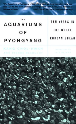 9780465011025: Aquariums of Pyongyang: Ten Years in the North Korean Gulag