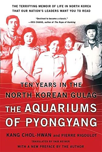 9780465011049: The Aquariums of Pyongyang: Ten Years in the North Korean Gulag