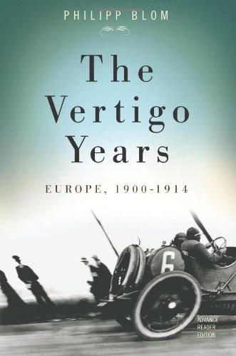 9780465011162: The Vertigo Years: Europe 1900-1914