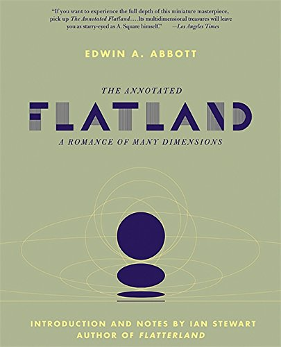 9780465011230: The Annotated Flatland: A Romance of Many Dimensions