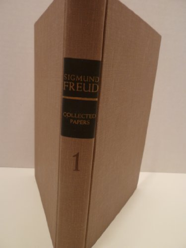 9780465012480: Collected Papers of Sigmund Freud