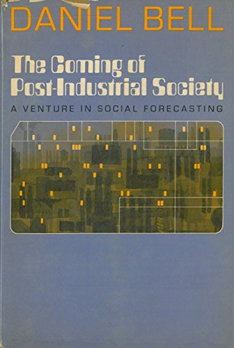 9780465012817: Coming Post-Industral Soc **