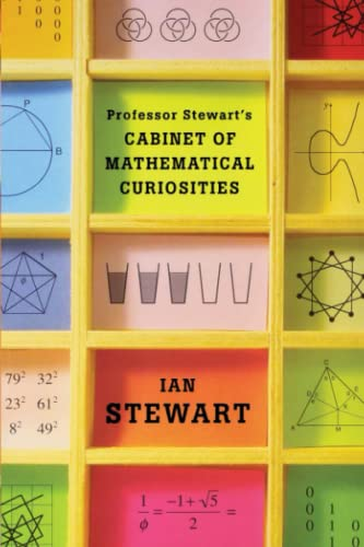 9780465013029: Professor Stewart's Cabinet of Mathematical Curiosities