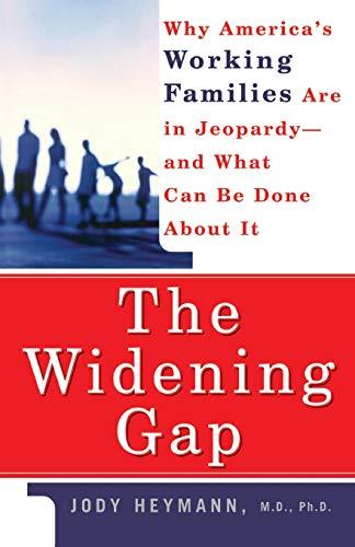 9780465013098: The Widening Gap