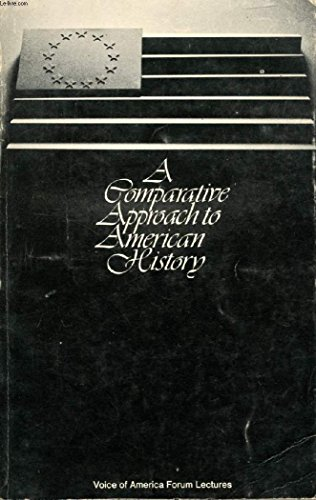 9780465013395: Comparative Approach to American History