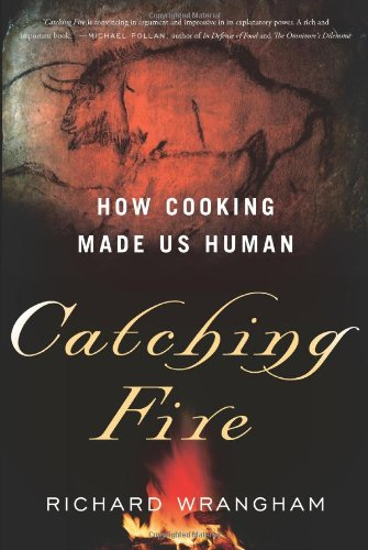 9780465013623: Catching Fire: How Cooking Made Us Human
