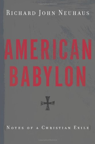 9780465013678: American Babylon: Notes of a Christian Exile