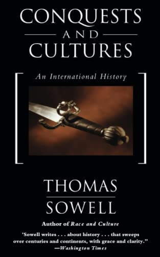9780465014002: Conquests and Cultures: An International History