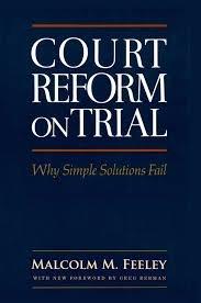 9780465014385: Court Reform Trial