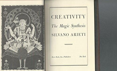 9780465014439: Creativity: The Magic Synthesis