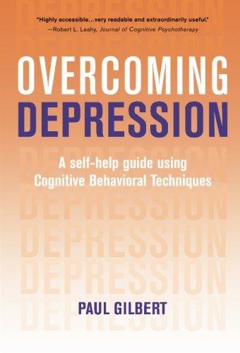 9780465015085: Overcoming Depression: A Self-Help Guide Using Cognitive Behavioral Techniques