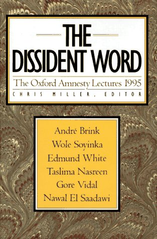9780465017256: The Dissident Word: The Oxford Amnesty Lectures 1995