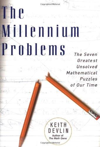 9780465017294: The Millennium Problems 1