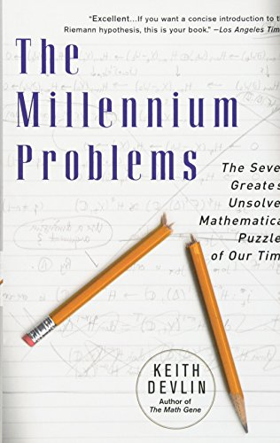 9780465017300: The Millennium Problems: The Seven Greatest Unsolved Mathematical Puzzles of Our Time