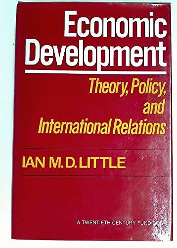 9780465017874: Economic Development