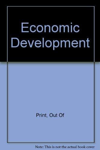 9780465017935: Economic Development