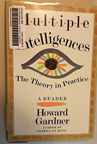 9780465018215: Multiple Intelligences: The Theory In Practice, A Reader