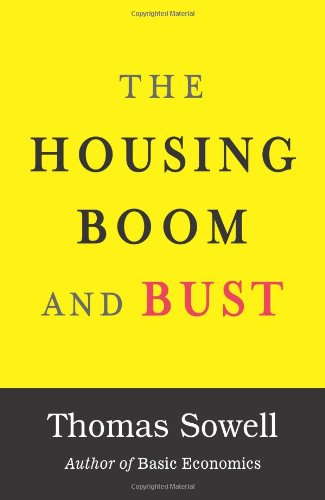 9780465018802: The Housing Boom and Bust