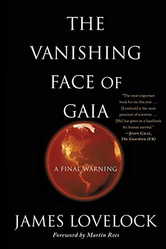 9780465019076: The Vanishing Face of Gaia: A Final Warning