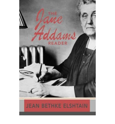 9780465019144: The Jane Addams Reader