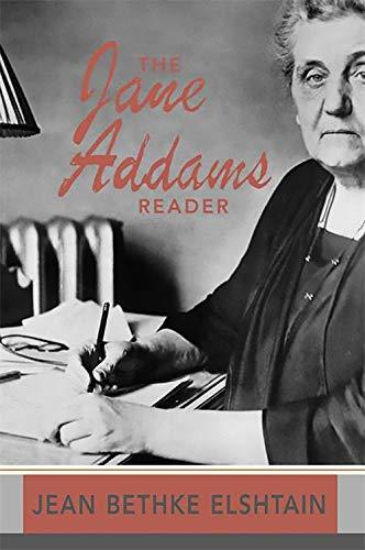 9780465019151: The Jane Addams Reader