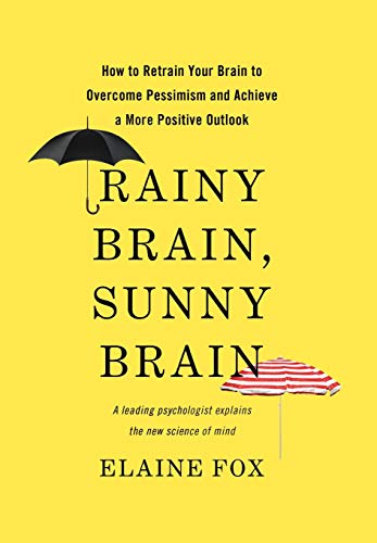 9780465019458: Rainy Brain, Sunny Brain: How to Retrain Your Brain to Overcome Pessimism and Achieve a More Positive Outlook