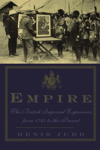 9780465019540: Empire: The British Imperial Experience, from 1765 to the Present
