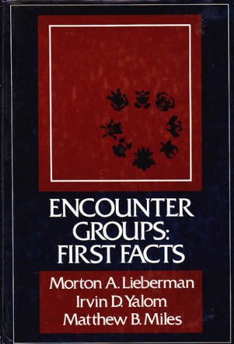9780465019687: Encounter Groups 1st Facts