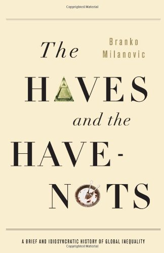 9780465019748: The Haves and the Have-Nots: A Brief and Idiosyncratic History of Global Inequality