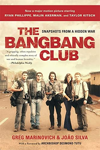 9780465019786: The Bang-Bang Club, movie tie-in: Snapshots From a Hidden War