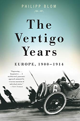 9780465020294: The Vertigo Years: Europe, 1900-1914