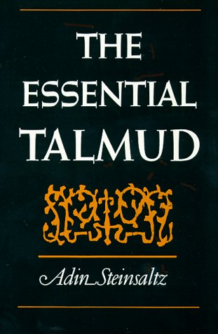 9780465020638: The Essential Talmud